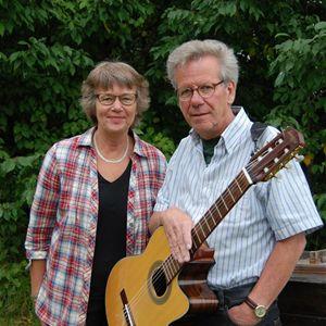 Iréne och Robert Johansson